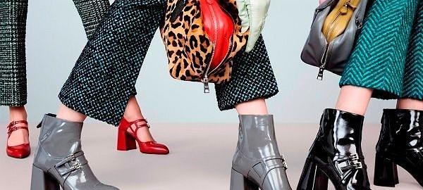 женские ботинки в Москве